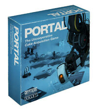 Portal The Uncooperative Cake Acquisition Game : Cryptozoic Entertainment - NEW