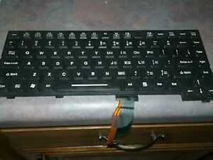 Laptop Keyboard for Panasonic Toughbook CF-53 CF-31 CF-29 SG-56020-XUA N2ABZY000298 SN5121BLZ United States US Black with Gray Frame Backlit
