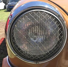 Baywindow Mesh Headlight Grilles Stonegard Beetle Bug Bay Karmann Ghia Type 3