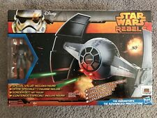 Star Wars Rebels The Inquisitor & Tie Fighter Advanced Prototype Vehicle Disney