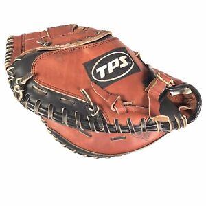 Louisville Slugger TPS F205 LHT Catchers Mitt Fastpitch / Baseball EUC
