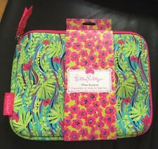 NWT Lilly Pulitzer Ipad Sleeve Nice To See You