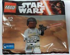 Genuine Lego 30605 Finn Star Wars Minifigure FN-2187 30605 Brand New Sealed LEGO