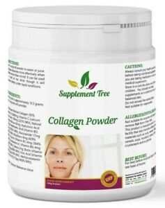 Hydrolised Marine Collagen Powder With Hyaluronic Acid & Essential Vitamins 300g