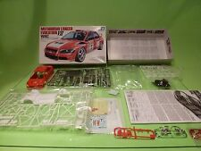 KIT (partly built) 257 MITSUBISHI LANCER EVOLUTION VII WRC - RED 1:24 - GIB