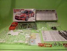KIT (partly built) 257 MITSUBISHI LANCER EVOLUTION VII WRC - RED 1:24 - GIB