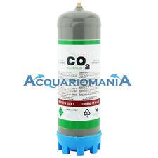 Bombola CO2 1300 gr usa e getta per acquario passo 10x1mm Standard NEW 2018