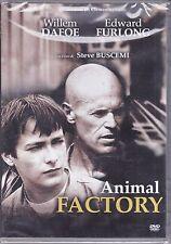 Dvd **ANIMAL FACTORY** di Steve Buscemi con Willem Dafoe nuovo 2000