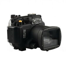 Underwater Diving Waterproof Housing Case 40M 130ft For Sony NEX-5R 18-55mm lens