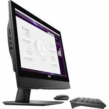 """Dell Optiplex 5250 AIO Intel i5-7500 8GB 240GB SSD 21.5"""" 1080p Wifi Touch screen"""