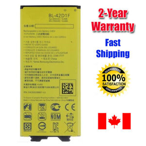 New Replacement Battery for LG G5 Mobile Cell Phone + Warranty