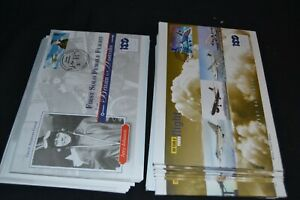 Aviation covers x 54 different 2003-04 period. Very attractive.