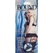 Bound by Diamonds Garter Skirt With G-String California Exotics