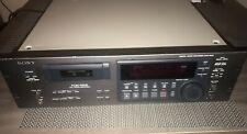 Sony Pcm-R500 Digital Audio Tape Dat Player Recorder