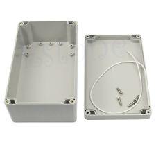 """7.87"""" X 4.72"""" X 2.95"""" (L X W X H) Waterproof Plastic Project Box Enclosure"""