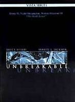 Unbreakable DVD Larry Fulton(DIR) 2000