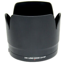 Pro Replacement Lens Hood ET-87  For Canon 70-200mm 2.8 L IS II USM Black ET87