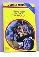 UN  BACIO DI FUOCO - M. Togawa [Libro, Il giallo Mondadori n. 2332]