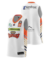 Cairns Taipans 20/21 Authentic Away Jersey, NBL Basketball