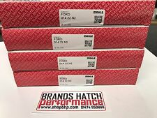 4 X PINTO 2.0 OHC MAHLE 1MM PISTON RINGS - COMPLETE SET 91.83 bore 014 22 N2