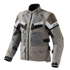 Giacche Rev'it marrone in tessuto per motociclista