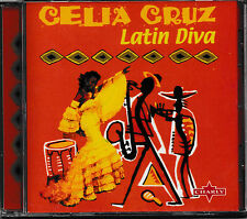 CELIA CRUZ - Latin Diva   -CD-   NEU&OVP/SEALED!