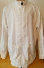 Michael Jordan 86-05 20th Anniversary Jacket Zip Up White Size XL 1X Free Ship