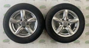 "Swift Caravan alloy wheels; 14"", 5 stud"