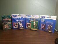 Lot of 4 Vintage Starting Lineup Baltimore Orioles Figures with cards new in box