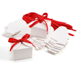 50 Luxury Wedding Favor Christmas Sweet Boxes   Table Decorations Supplies
