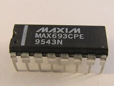 MAX693CPE Maxim Microprocessor Supervisory Circuit