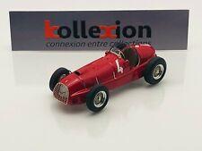 KIT Monté FERRARI 166 F2 n°4 Winner GP Firenze 1948 Sommer 1.43