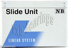 SMJ16GUU NB 16mm Adjustable Block Unit Motion Linear Bearings