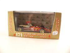 Brumm r171 • Ferrari 312 F.1 HP400 1968 #26 • 1/43 jamais joué en boîte /boxed