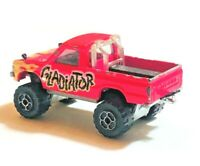 Rare Vintage Majorette Toyota 4x4 Warrior 1/56 diecast collectible