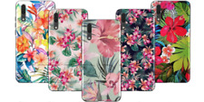 Tropical Flowers Summer Case For Samsung A10 A30 A40 A50 A70 M10 M20 M30 Note 10