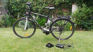 Men's Kolkhoff Pro-Connect Alfine 8 Disc Electric Bike