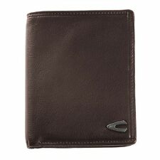 camel active Vegas I wallet purse coin leather 10 cm (braun)