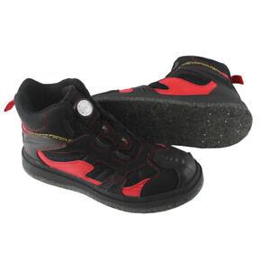 Rock Fishing Wading Shoes Waterproof Anti-Slip Felt Spike Sole Boots