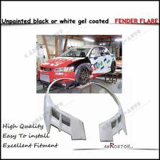 FRP FIBER GLASS VOLTEX CYBER EVO FRONT FENDER FLARE FOR EVOLUTION EVO 8 9