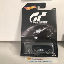 Ford GT LM * Black * Gran Turismo Hot Wheels * ND10