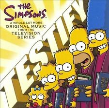 Testify by The Simpsons (Cartoon) (CD, Sep-2007, Shout! Factory) soundtrack