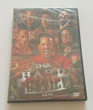 TNA Impact Wrestling Hardcore Justice 2010 DVD