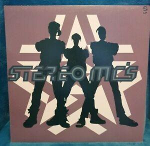 "Stereo MC's - 12"" vinyl - What is soul? - 5 track US mini album VGC"