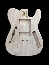 Guitar Body Telecaster/1972 Thinline/Swamp Ash/2pc/1.35kg/003646