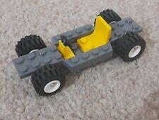 LEGO CAR STARTER KIT WHEELS TYRES AXLES STEERING WHEEL SEAT CHAIR CHOOSE COLOURS