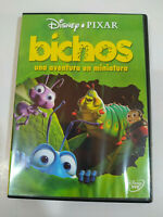 Insetti Bugs Disney Pixar - DVD Regione 2 Spagnolo Inglese Tedesco