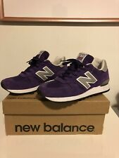 New Balance 670 Made In England Purple Rare Deadstock Sold Out
