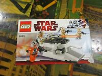 Lego Star Wars 8083 Instruction Manual Only~