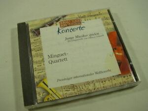 minguet quartett - Othmar Schoeck - Complete String Quartett CD 1996/B&B Konzert